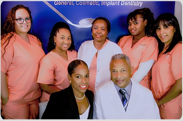 General Cosmetic and Implant Dentistry, family dentistry, Richard A. Grant D.D.S., P.A